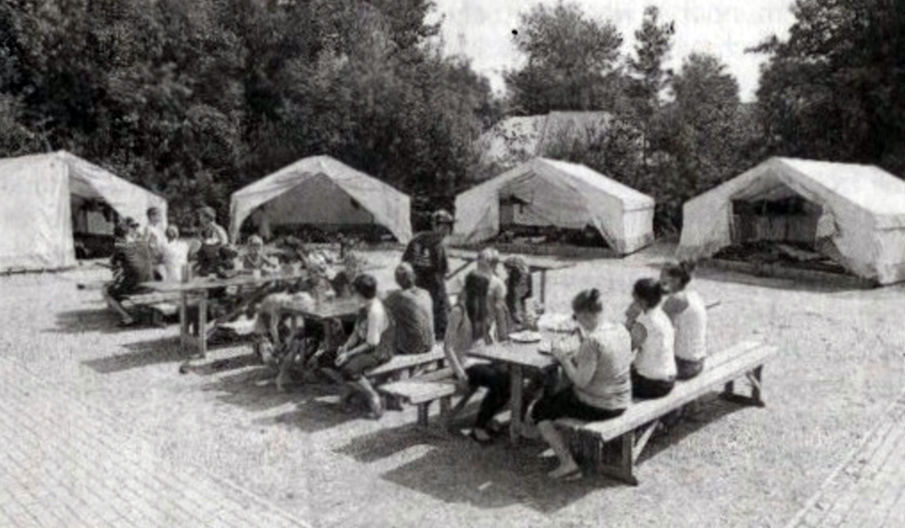 Sommerlager der Pfadfinder in Otterndorf